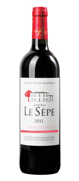 Château Le Sepe - cuvée initiale - Rouge - 2012