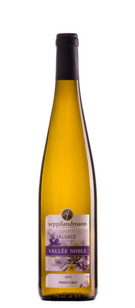 Domaine Riefle-Landmann - seppi landmann - alsace pinot gris vallée noble - Blanc - 2013