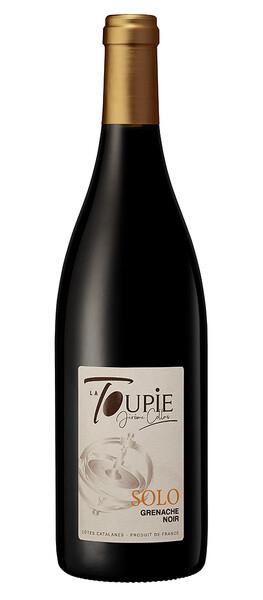 Domaine La Toupie - solo grenache noir - Rouge - 2019