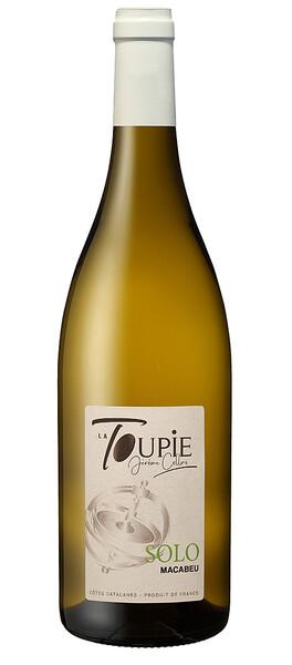 Domaine La Toupie - solo macabeu - Blanc - 2020