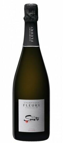 Champagne Fleury - sonate  extra brut - Blanc - 2011