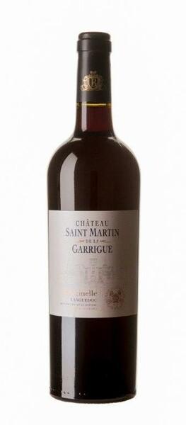 Chateau Saint Martin de la Garrigue - saint-martin de   - bronzinelle - Rouge - 2017