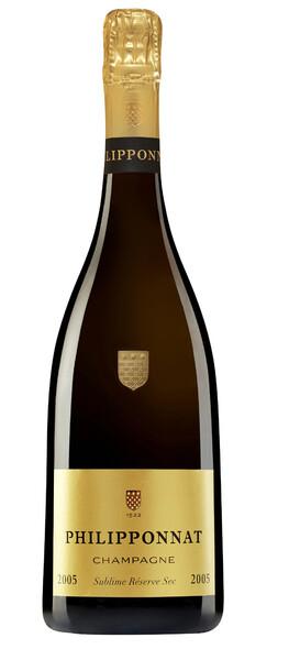 Champagne Philipponnat - sublime reserve - Pétillant - 2008