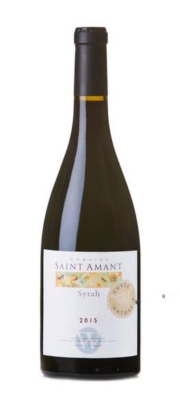 Domaine Saint Amant - cuvée nathalie - Rouge - 2015