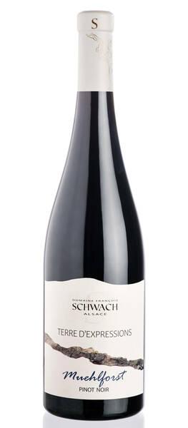 Domaine François Schwach - premium pinot noir fût de chêne - lieu-dit muehlforst - Rouge - 2018