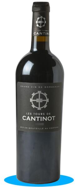 Château Cantinot - les tours de - Rouge - 2009