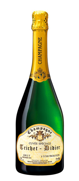 Champagne Trichet-Didier - cuvée spéciale chardonnay - Pétillant