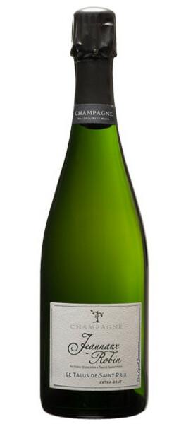 Champagne Jeaunaux-Robin - extra-brut le talus de saint prix - Pétillant