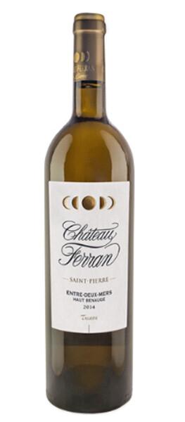 Château Ferran - saint pierre - tucaou - Blanc - 2019