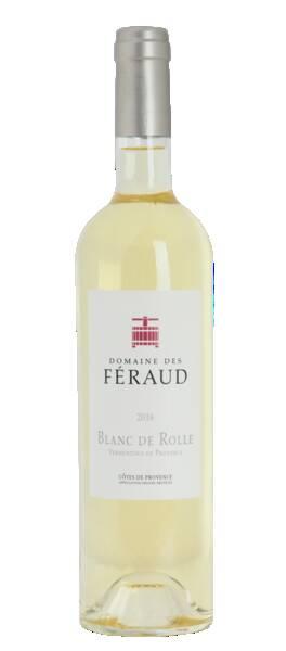 Domaine des Féraud - de rolle - Blanc - 2018
