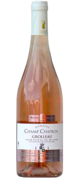 Domaine du Champ Chapron - val de loire grolleau - Rosé - 2018