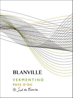 Blanville - vermentino - Blanc - 2018