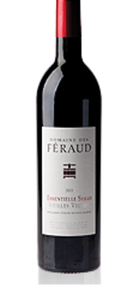 Domaine des Féraud - essentielle syrah vieilles vignes - Rouge - 2013