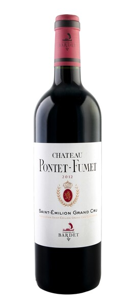 Les Vignobles Bardet - château pontet-fumet - Rouge - 2012