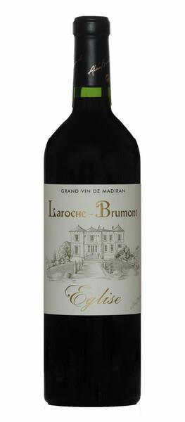 Châteaux Montus et Bouscassé - laroche brumont - cuvée eglise - Rouge - 2011