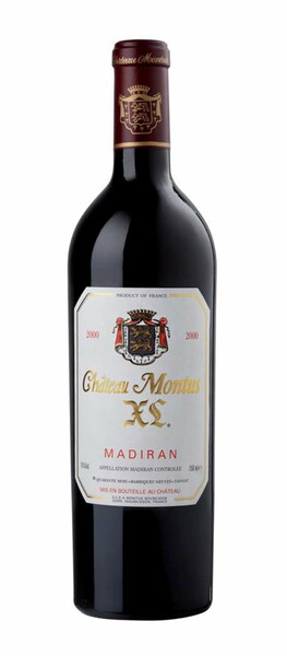 Châteaux Montus et Bouscassé - vignobles brumont -   xl - Rouge - 1999