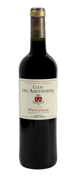 Vignobles Garzaro - clos des amandiers - Rouge - 2014