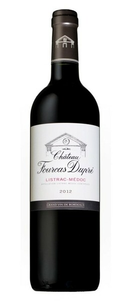 Château Fourcas Dupré - château fourcas dupré - Rouge - 2012