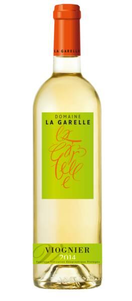 Domaine La Garelle - viognier - Blanc - 2020
