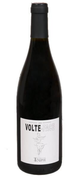 Domaine La Toupie - volte face - Rouge - 2018
