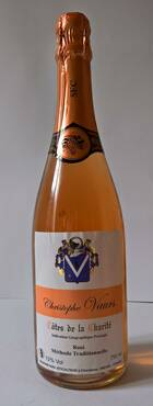 Domaine Christophe Vaurs  - Rosé Methode Traditionnelle sec