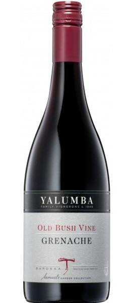 Mas Janeil - yalumba  old bush vine grenache - Rouge - 2015