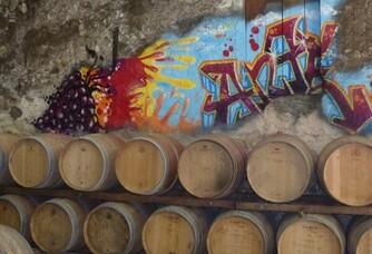 Street Art au Château Mascard