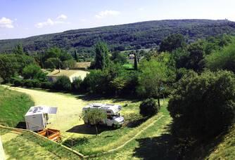 Vue aérienne du Dôme d'Elyssas