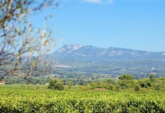 La vallée du Domaine du Clos Gautier
