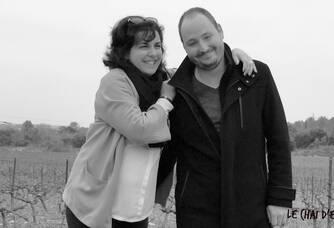 Le couple du Chai d'Emilien