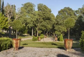Les jardins qui ont donné lieu aux noms de nos cuvées