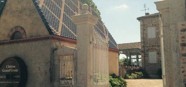 Château Grand' Grange