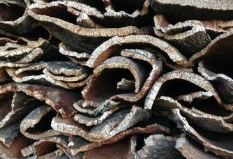 Les bouchons naturels bio du Clos de l'Elu