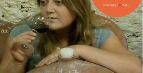 Portrait vigneronne