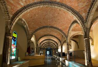 L'ancien Caveau de Chateau Mentone