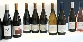 les différents vins de la gamme du domaine de Thulon