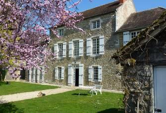 Domaine Hervé de Lavoreille - La maison familiale