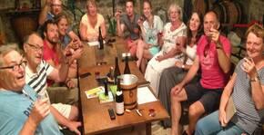 Domaine les Vignes Blanches(Bourgogne) : Visite & Dégustation Vin