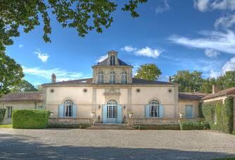 Château Siran - La chartreuse du 18ème siècle