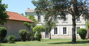 CHATEAU BAUDAN(Bordeaux) : Visite & Dégustation Vin