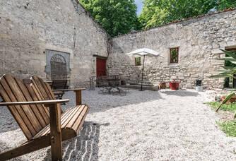 Château Pontac-Lynch - L'espace détente