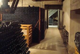 Champagne Fabrice Bertemes - La cave