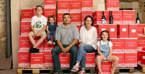 Domaine Mérieau - La famille