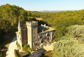 Château Capion - Le château