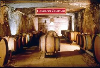 Langlois-Château - La cave