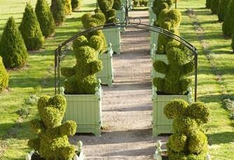 Château de Couches - Les jardins
