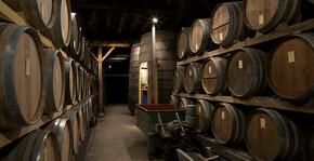 Château Garreau - La cave d'élevage des armagnacs