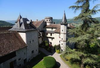 Le Château de Lucey