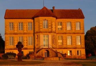 La face avant du Château