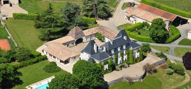 Château de Parenchère